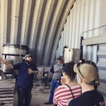 Behind the scenes at galvestonbaybeer! freshtaptours houstonbrewerytours craftbeer beer thingstodoinhoustonhellip