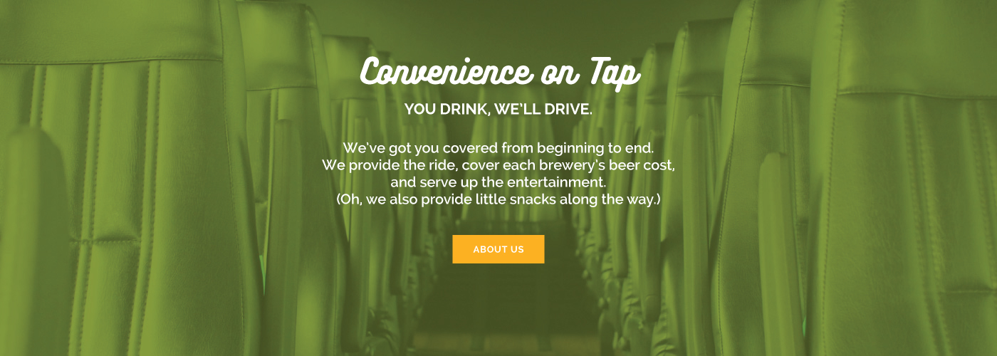 Convenience on Tap